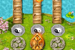 Experience the Zen of gaming nirvana with this addictive puzzle game: Bonzai Blast!