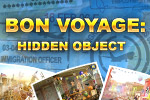 Travel around the world with  Bon Voyage: Hidden Object! Partake in the most fascinating holidays and festivals celebrated in different countries.