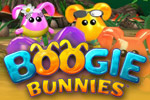 Boogie Bunnies is a fun and funny match-3 game for all ages! Help a mob of zany bunnies boogy all the way to Hollywood.