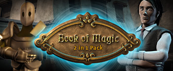Book of Magic 2 in 1 Pack - image