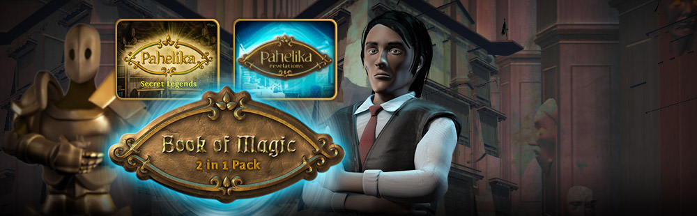 Book of Magic 2 in 1 Pack