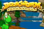 Build your vocabulary and inch through the classics in Bookworm Adventures!