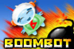 Have fun blasting Boombot toward the exit with all manner of explosives!