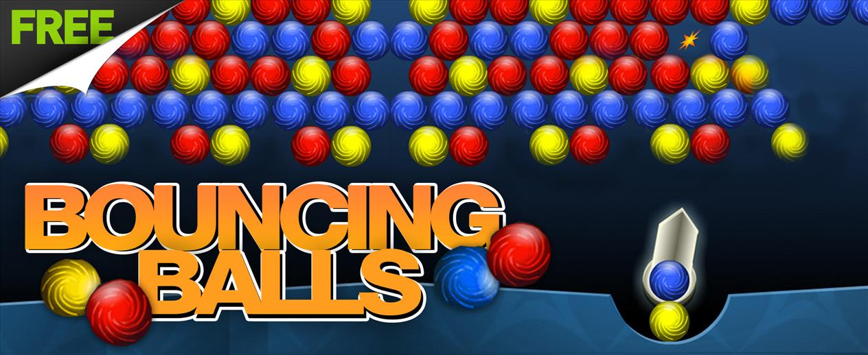 Bouncing Balls - A FREE marble shooter!