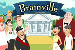Brainville is a truly fun way to maximize your memory, improve your perception abilities, power up your language aptitude, and more!