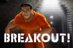 Make your escape! Get help from other prisoners and don't forget about your cellmate in Breakout.