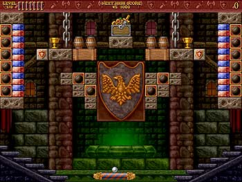 Bricks of Camelot screen shot
