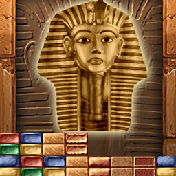 Bricks of Egypt - Embark on a fantastic journey through an Egyptian world. - logo