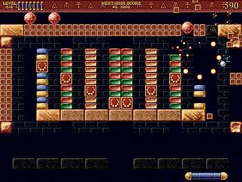 Bricks of Egypt screen shot