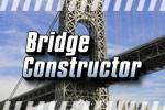 Bridge Constructor puts you in the role of an engineer!  Design and create bridges that span deep valleys, raging rivers, and more.