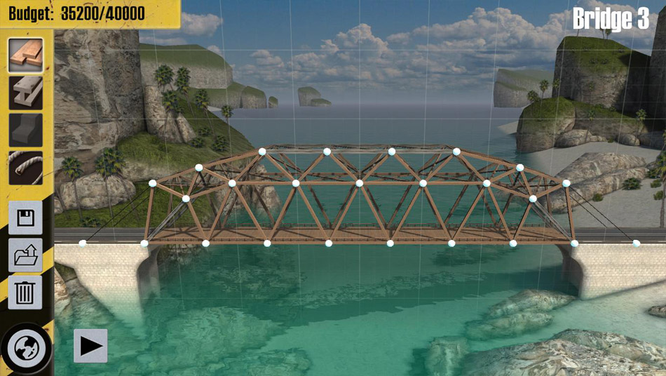 Bridge Constructor screen shot