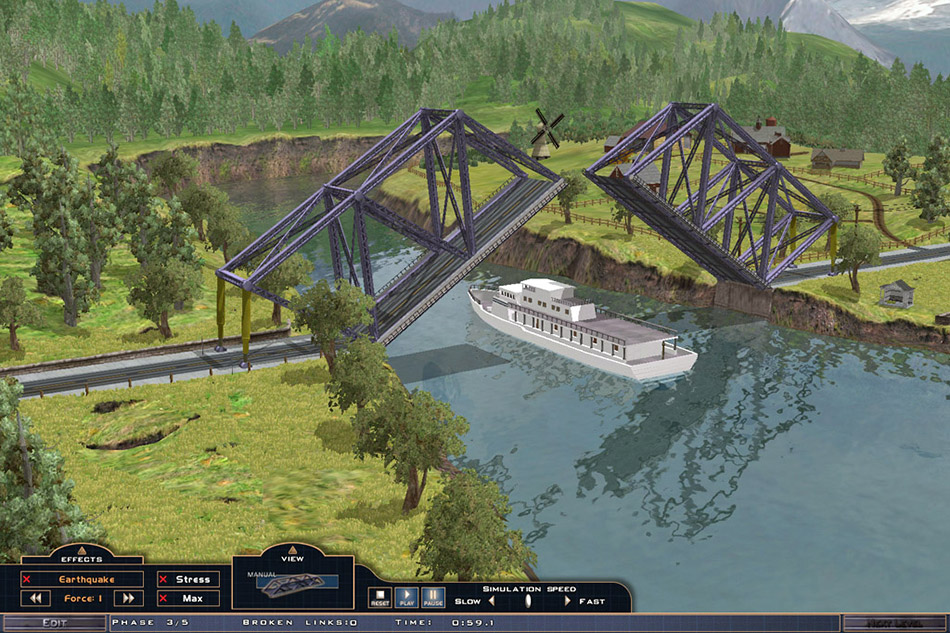 Bridge It Plus screen shot