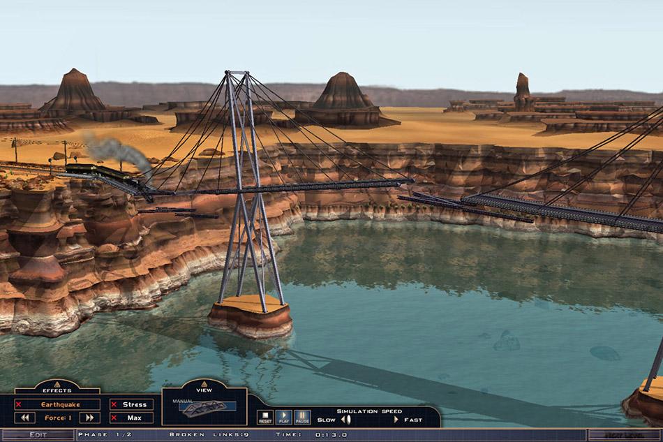 Bridge It Plus screen shot