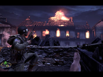 Brothers in Arms - Hell's Highway screen shot