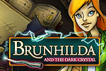 Brunhilda and the Dark Crystal is a magical hidden object game!