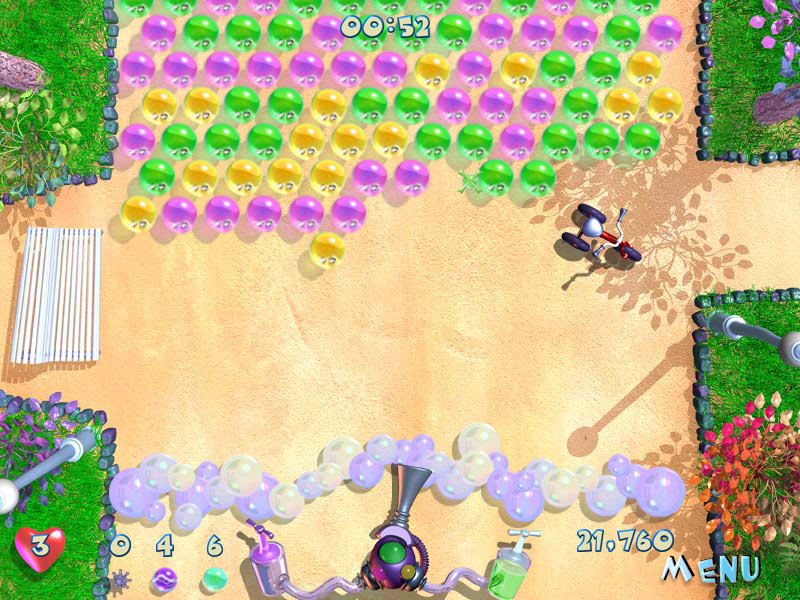 Bubble Bonanza screen shot