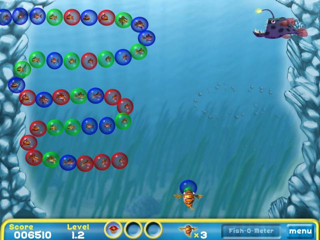 Bubblefish Bob screen shot
