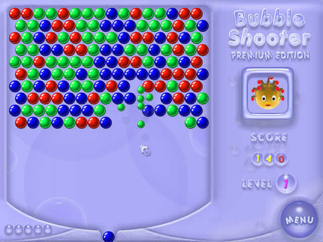 Bubble Shooter Premium Edition screen shot