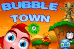 Save Borb Bay from calamity in Bubble Town, an addictive arcade game.