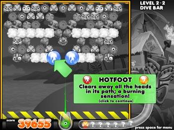 Bubble Town screen shot