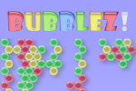 Bubblez is an easy, fun, and FREE matching game!  Clear the field of bubbles by matching three or more of the same color.