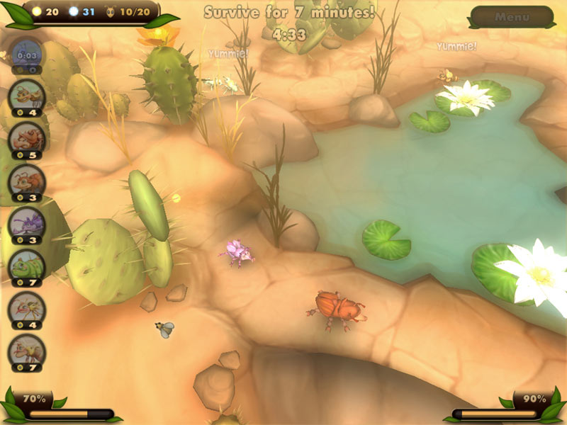 BugBits screen shot