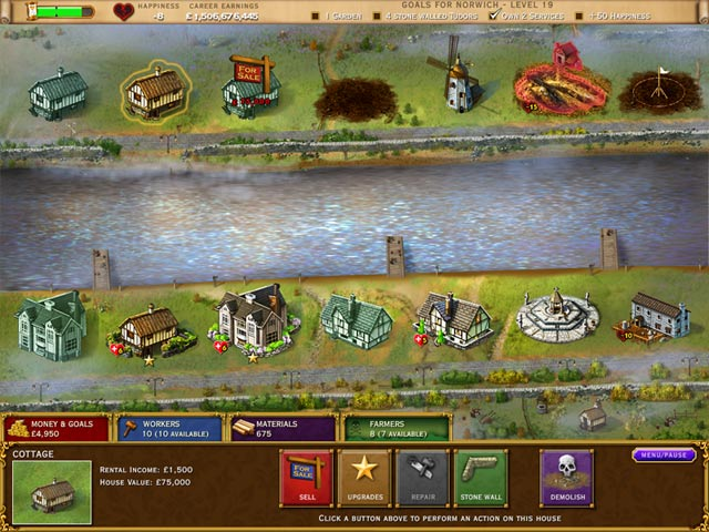 Build-a-Lot: The Elizabethan Era screen shot