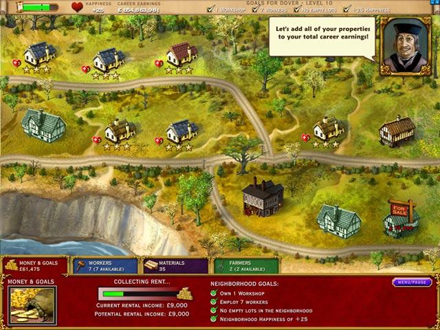 Build-a-Lot: The Elizabethan Era screen shot