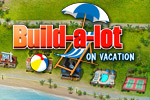 Build-a-lot: On Vacation has you building and beautifying vacation attractions of all different types! Play through 65 fun-filled levels.