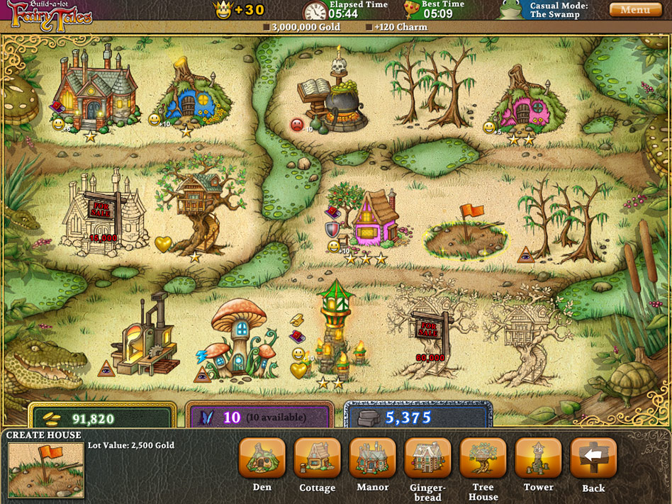 Build-a-lot Fairy Tales screen shot