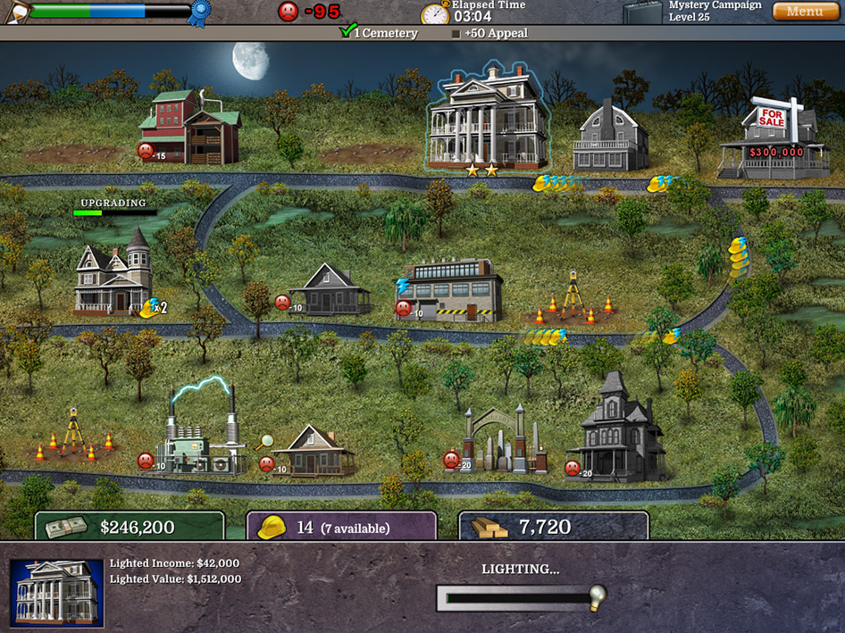 Build-a-lot Mysteries screen shot