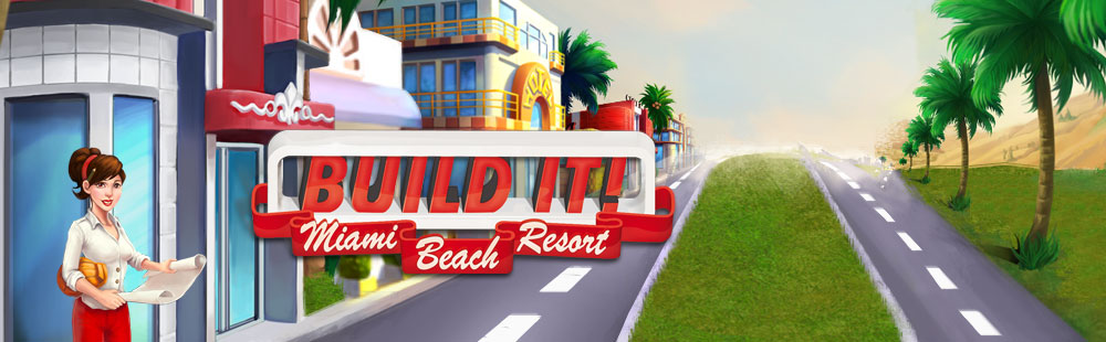 Build It - Miami Beach Resort