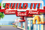 Build It - Miami Beach Resort lets you build Miami from the 1920s to now!