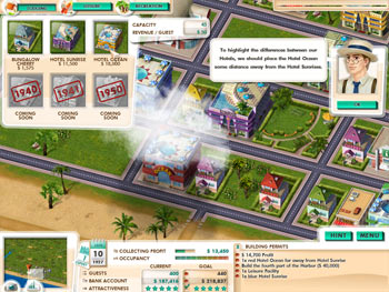 Build It - Miami Beach Resort screen shot