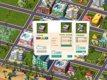 Build It - Miami Beach Resort screen shot
