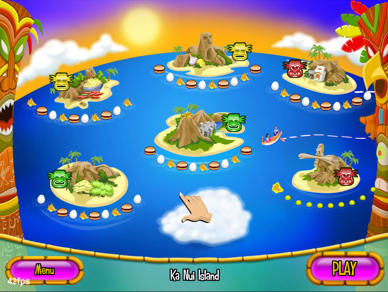 Burger Island 2 screen shot