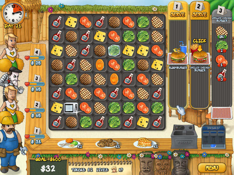 Free Download Of Burger Restaurant 4 Game