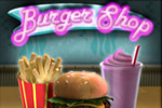 Run a fast food empire in Burger Shop, a tasty time management game!