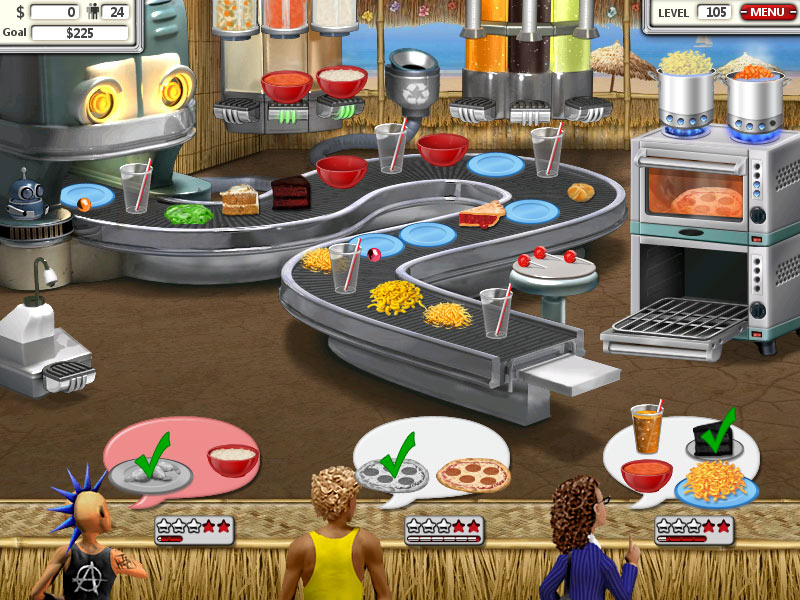 Burger Shop 2 screen shot