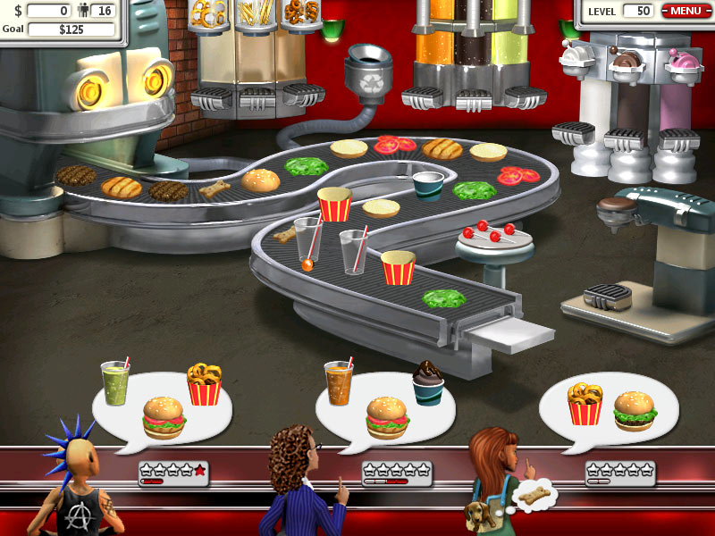 Burger Shop 2 screen shot