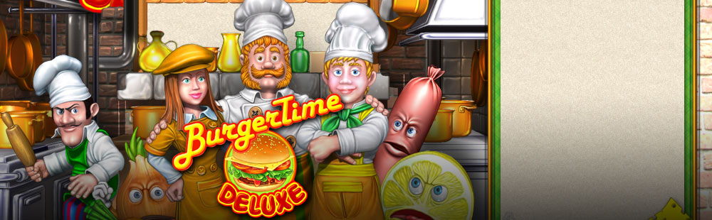 BurgerTime Deluxe