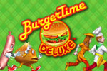 Let the culinary capers commence in BurgerTime Deluxe!