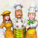 BurgerTime Deluxe - logo