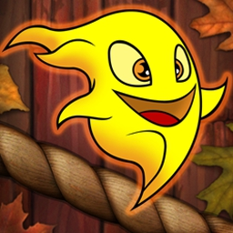 Burn the Rope Plus - Burn the Rope Plus is a challenging puzzle game where you try to burn as much rope as you can in each level. Play this fun mobile game now! - logo