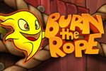Burn the Rope Plus is a challenging puzzle game where you try to burn as much rope as you can in each level. Play this fun mobile game now!