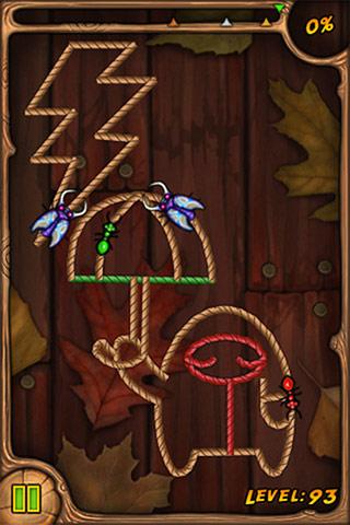 Burn the Rope Plus screen shot