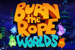 Burn the Rope: Worlds Plus lights up your phone or tablet all over again with 100 brand-new levels. Play now on your Android device!