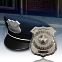 Cajun Cop - The French Quarter Caper - logo