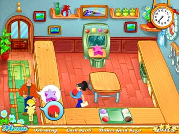 Cake Mania screen shot