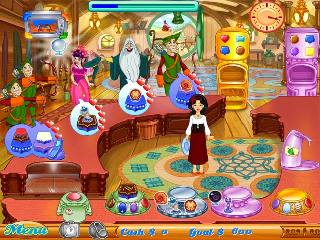Cake Mania 3 screen shot